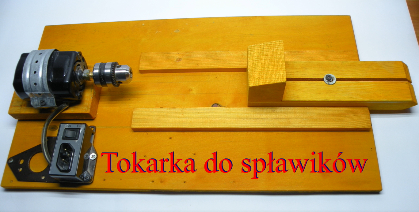 tokarka do spawikw